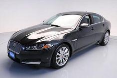 2015 Jaguar XF Premium Sedan 4-Door 2015 JAGUAR XF 2.0T PREMIUM SUNROOF LEATHER NAV 34K MI #U44331 Texas Direct Auto