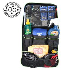 Keep your car clean with this Organizer!! http://www.amazon.com/411-Seasons-Backseat-Organizer-Satisfaction/dp/B00R5Y2F0W