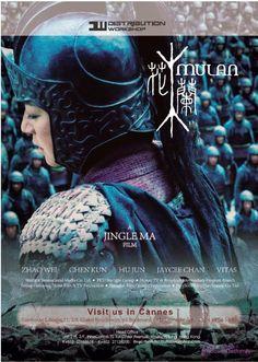 Dicas Doramas: Hua Mulan (C-Movie) #HuaMulan #C-Movie #Movie #China #GenderBender