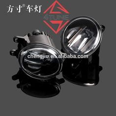 Accessories Toyota Fortuner 2016 Accessories Auto Parts Fog Lamp Led Round Fog Amber light