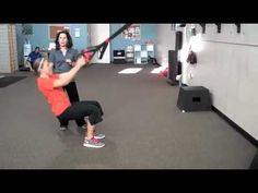Circuit B: Jungle Gym XT Metabolic Workout
