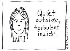 Accurate. Source: INFJoe Cartoons
