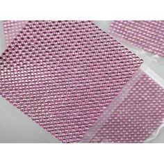Free Shipping. Buy Self Adhesive Round  Rhinestones 3mm Pink - 625 Pieces at Walmart.com