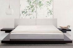 Easy to Build DIY Platform Bed Designs #diybedframesmodern