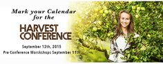 Harvest Conference | Organic Growers School | Asheville, NC Sept. 12, 2015