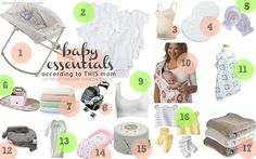 || a blog by esther tomo ||: { baby essentials according to me }