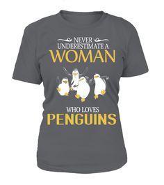 I love Penguins | Teezily | Acquistate, create e vendete dei prodotti che vi rappresentano