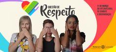 Rotaract lança campanha: Questão de Respeito