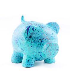 Azul claro - Alcancía, $30.000 COP. Encuentra más regalos para dar en cualquier momento en https://www.giferent.com/regalos-porque-si