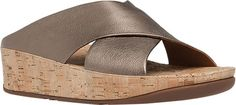 FitFlop-KYS Wedge Slide Sandal