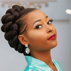 Side Braid Hairstyles: Journey to Glamour and Perfection Side Braids Hairstyles for African American black Women. Black Women Hairstyles, Braided Hairstyles, New Hairstyles, Natural Hairstyles Black Hair Updo Hairstyles, Side Braid Hairstyles, African Braids Hairstyles, Protective Hairstyles, Girl Hairstyles, Wedding Hairstyles, Goddess Hairstyles, Curly Hair Styles, Natural Hair Styles