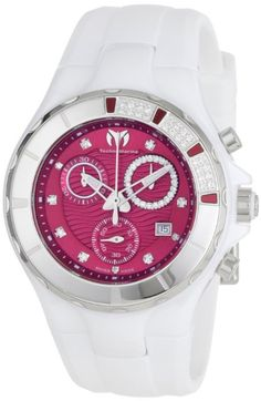 f9fbc746abcd TechnoMarine Women s 110078 Cruise Ceramic Watch  Watches  Amazon.com Cool  Watches