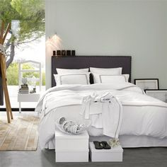 Tête de lit Yliana, 3 tailles AM.PM Am Pm, Bedroom, Inspiration, Furniture, Home Decor, Headboards, Biblical Inspiration, Decoration Home