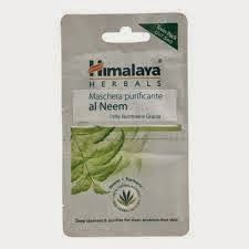 Sabry Make Up: REVIEW: HIMALAYA HERBALS MASCHERA PURIFICANTE AL N...