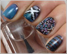 X Out Project by NailsandNoms to benefit http://www.pacer.org/bullying/ #nails #beauty