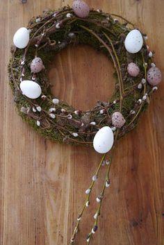83 tavaszi- és húsvéti koszorú | PaGi Decoplage