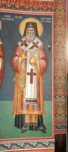 Religious Paintings, Orthodox Icons, Saints, Blessed, Art, Fresco, Art Background, Kunst, Art Education