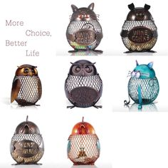 Cheap gift gifts, Buy Quality gift accessories directly from China gift decoration Suppliers: Tooarts Animal Figurines Money Box Handmade Practical Metal Craft Home Decor Modern Style Home Decoration Accessories Gift Unique Home Decor, Modern Decor, Home Decoration, Home Decor Accessories, Decorative Accessories, Apollo Box, Modern Style Homes, Stylish Beds, Animal Fashion