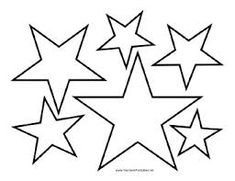 Image result for star template