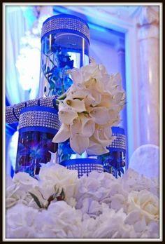 Wedding gift box card holder royal blue silver custom made wedding gift box card holder royal blue silver custom made svadba darekov katuky a krovsk modr junglespirit Image collections