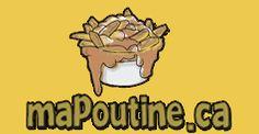 MaPoutine.ca - Un site consacré à la Poutine!