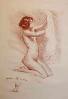 Librairie L'amour qui bouquine - Bertrand Hugonnard-Roche, Libraire - Dessins originaux - Photographies - Estampes