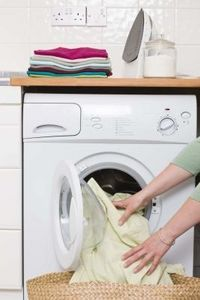 Who knew? Putting a dry towel in dryer with wet load with reduce drying time and lower energy bill.
