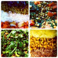 Delicious and balanced, Ayurvedic meal inspiration and recipes. Wholebowls.wordpress.com