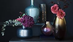 Discover Fox & Ivy, our superb range of luxury homeware with everything from bedding to home accessories. Tesco Groceries, Ivy, Home Accessories, Glass Vase, Luxury, House Styles, Tableware, Bedding, Chic