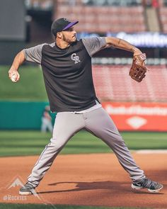 "0587c2527 Nolan Arenado (fan page) on Instagram  ""Stay hot  rockies  nolanarenado   nolanbeingnolan  rockies  coloradorockies"""