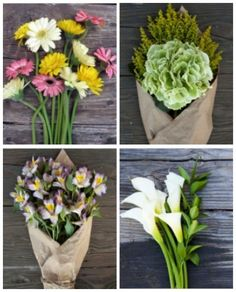 Mother's Day alert: Really awesome new service shipping eco-friendly, fair trade bouquets at terrific prices.