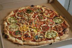 The World's 10 Craziest Pizzas - ShortLists - ShortList Magazine