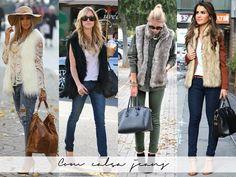 Bianca Schultz | Blog de Moda e Beleza: Como usar: Colete de pelinhos