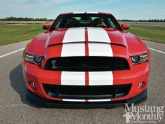 Mustang Monthly- Imagine you behind the wheel of this 650HP+ 2013 Mustang Shelby GT500?