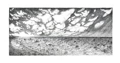 Tankwa Landscape I, ink on paper, Annie le Roux - www.annieleroux.co.za Annie, Tapestry, Ink, Landscape, Rugs, Paper, Home Decor, Hanging Tapestry, Farmhouse Rugs