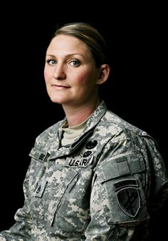 United States Military Women - May 2013