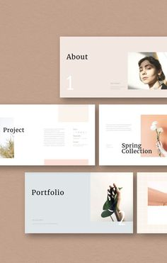 Collect Presentation Template #ppt #powerpoint #presentation #keynote #template #pitchdeck #slides #portfolio #project #collection #lookbook #layout #magazine #proposal #파워포인트 #키노트 #simplep #AD
