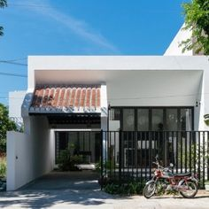 Khánh House | 6717 Studio | Kiến Việt net Studios, House Design, Interior Design, Outdoor Decor, Decoration, Home Decor, Garten, Design Interiors, Homemade Home Decor