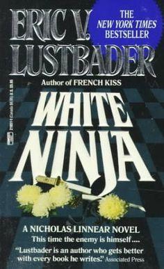 White Ninja by Eric Van Lustbader,