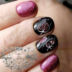 Most Popular and Trendy Nails Shapes for Glamorous Look ❤️ Popular Ideas of Round Nails Designs picture 3 ❤️ The importance of nails shapes is great since a wrongly picked one can ruin the whole manicure. But that does not mean that you cannot experiment! https://naildesignsjournal.com/popular-nails-shapes/ #nails #nailart #naildesign
