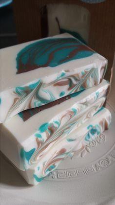 Handmade Soap. Secret Tiger Strip Method. Handmade by Soap Street 339