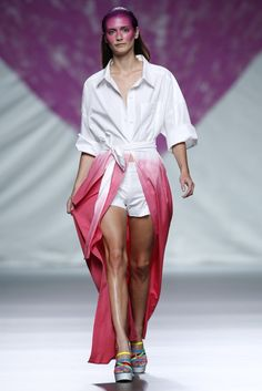 Ágatha Ruiz de la Prada - Madrid Fashion Week P/V 2014 #mbfwm
