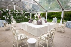Bat mitzvah decoration inspiration at South Congress Hotel Outdoor Courtyard in Austin, TX Bat Mitzvah Decorations, Table Decorations, Austin Hotels, Indoor Outdoor, Outdoor Decor, Hotel S, Outdoor Events, Social Events, Outdoor Furniture Sets