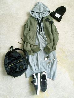 ナチュラル服のイタフラ|italie to franceのブルゾンを使ったコーディネート - WEAR