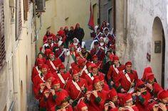Il 6 gennaio, giorno dell'Epifania, avrà inizio l'edizione 2015 dello Storico Carnevale di Ivrea ...