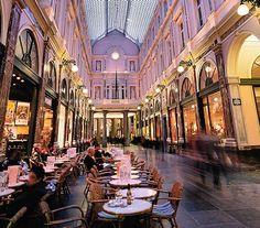 Galeries Royales Saint Hubert | Brussels | Belgium