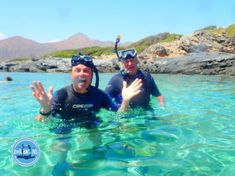 vakantie op kreta griekenland snorkelen en duiken 2021 Crete Holiday, Crete Greece, Outdoor Activities, Underwater, Diving, Boat, Holidays, Snorkeling, Dinghy