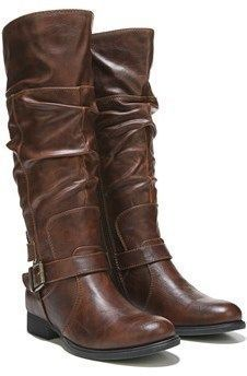 Plus Size Extra Wide Calf Boots - Wide Calf Boots - 19\