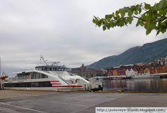Walking in Bergen - sketch 6/Our trip to Scandinavia-2013 (part 27)
