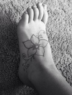 Beginner henna @J E Westwick